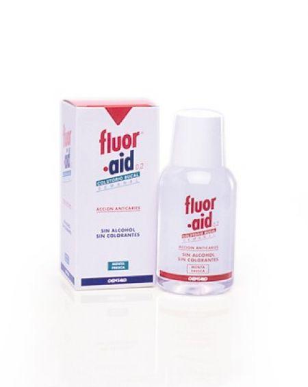Fluor•Aid 0,2 colutorio semanal