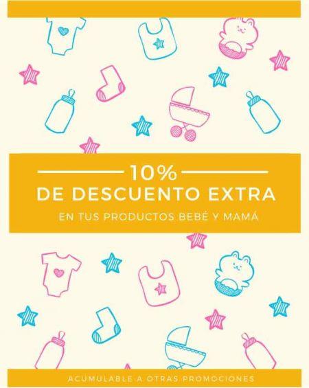 Canastilla 10% de descuento extra para bebé y mamá!!