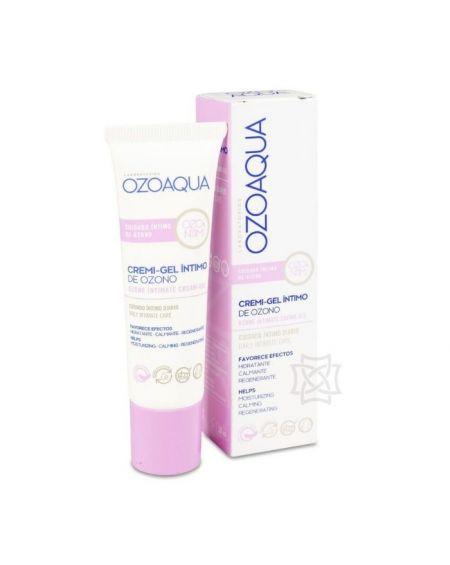Ozoaqua Cremi-Gel Íntimo de Ozono 30 ml
