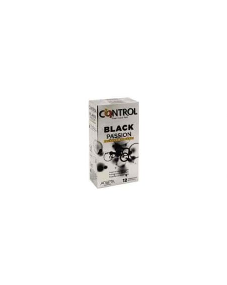 Control adapta black passion limited edition12 unidades