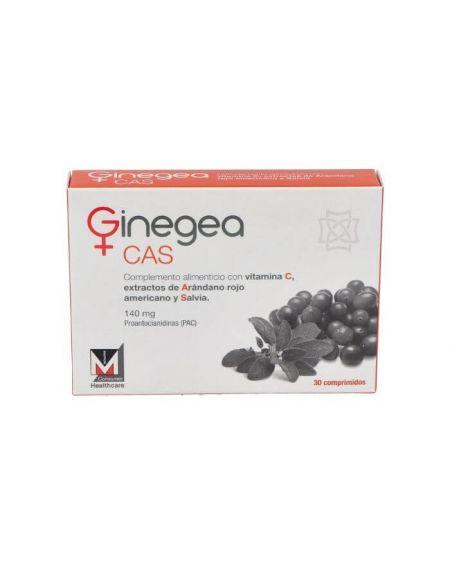 Ginegea Cas 30 comprimidos