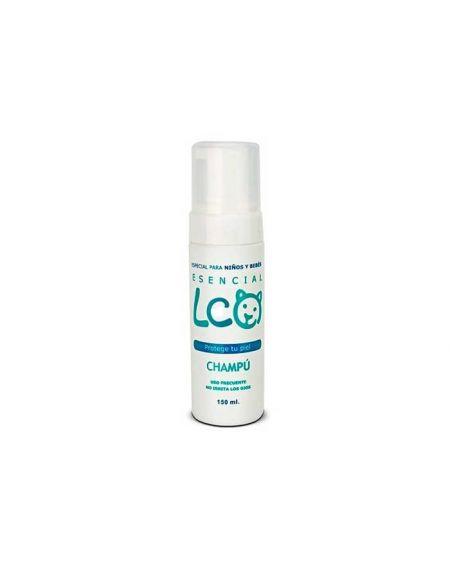 Esencial LCO champú espumador para dermatitis atópica