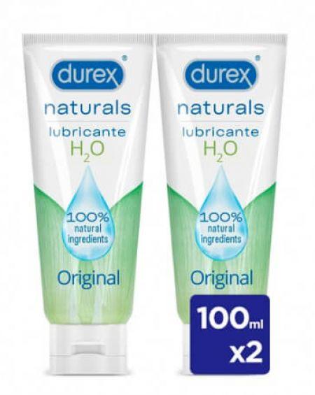 Durex Naturals Gel Intimo Pack duplo 100 ml x 2 udes