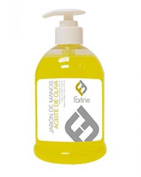 Jabón de manos aceite de oliva