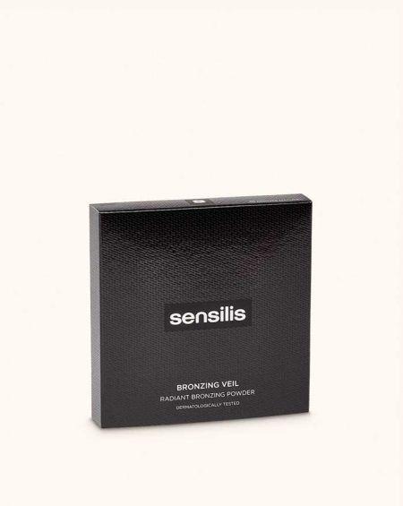 Sensilis Bronzing veil polvos bronceadores e iluminadores 01 bronze naturel