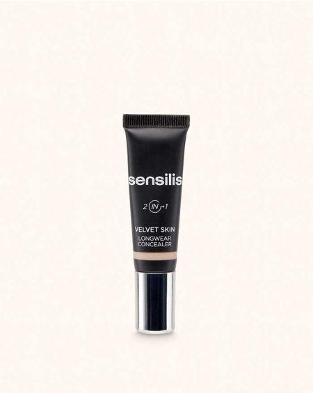 Sensilis Velvet Skin Maquillaje Corrector de larga duración
