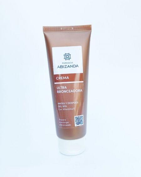 Abizanda Crema Ultrabronceadora 125 Ml