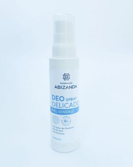 Abizanda Deo Spray Delicado Piel Sensible Caléndula 100 Ml
