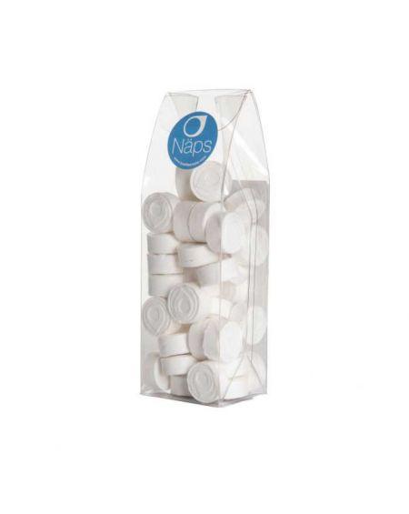 Toallitas Naps 40 uds pack ahorro toallitas comprimidas