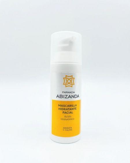 Abizanda Mascarilla Hidratante Facial Ácido Hialurónico 50 ml
