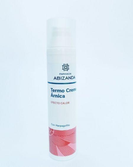 Abizanda Termo crema Árnica Efecto Calor 100 ml