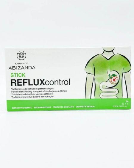 Abizanda Reflux Control  stick 20 unidades 15 ml sabor vainilla