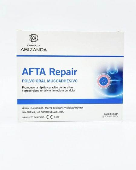 Abizanda Afta Repair 12 sobres