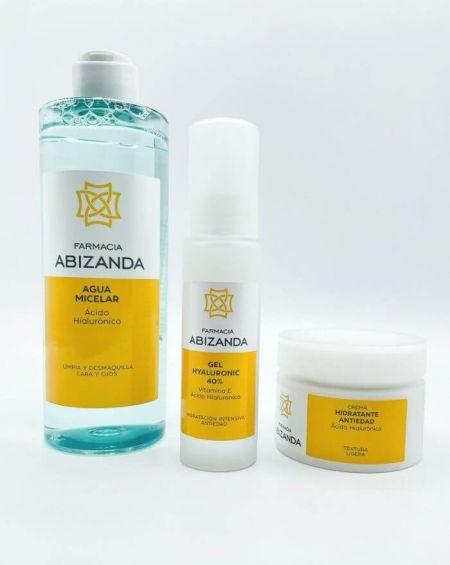 Pack Hidratante Antiedad de Abizanda