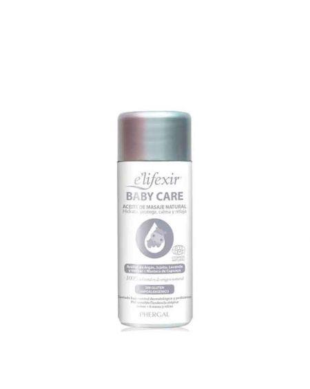 Elifexir Baby Care Aceite de masaje natural eco para bebé