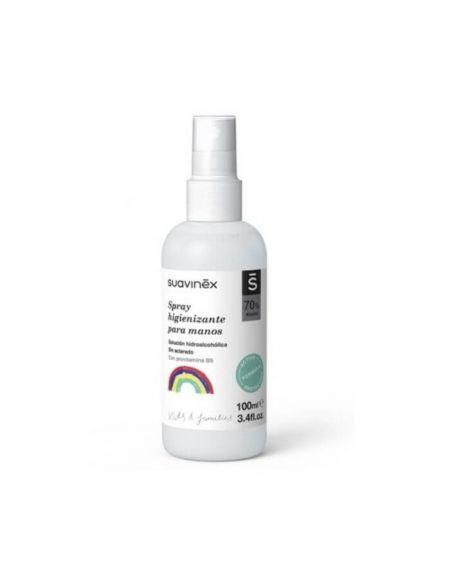 Suavinex  Spray Higienizante para manos 100 ml