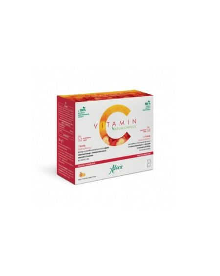 Aboca Vitamin C Naturcomplex 20 Sobres 5 g
