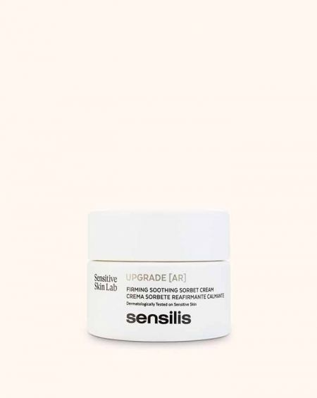Upgrade AR Crema Facial Anti rojeces para piel sensible Sorbete reafirmante de Sensilis