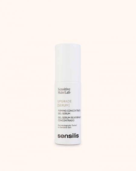 Sensilis Upgrade gel - sérum facial reafirmante concentrado