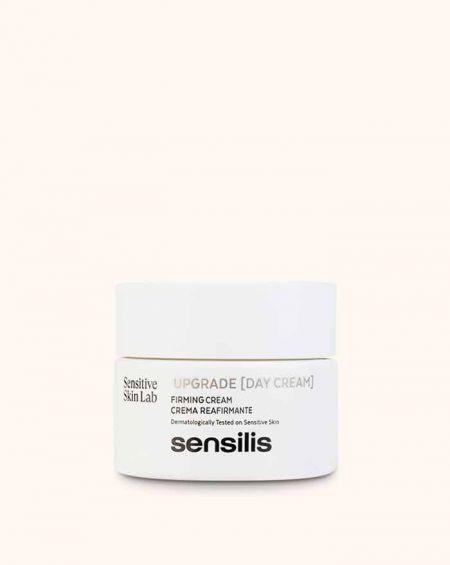 Sensilis Upgrade crema facial de día Ultra Rica Reafirmante