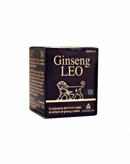 Ginseng Leo 30 comprimidos vigorizante sexual masculino