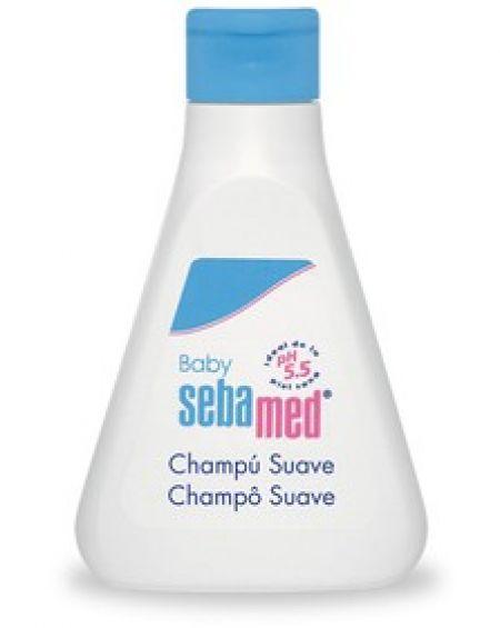 Sebamed champú suave 250 ml