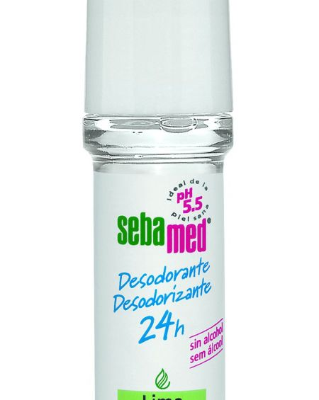 Sebamed desodorante 24 h sin alcohol vaporizador