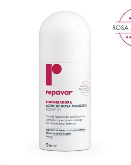 Repavar spray regenerador aceite rosa mosqueta