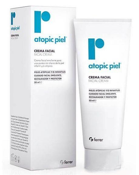 Atopic piel crema facial