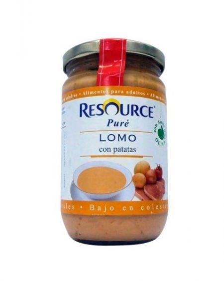 Nestlé Resource puré delomo con patatas 300 gr