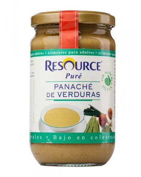 Nestlé Resource puré de panaché de verduras 300 gr