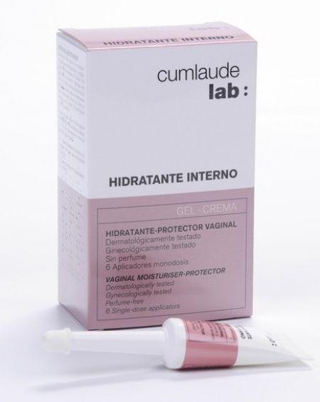 Hidratante interno linea dermoginecológica de Cumlaude