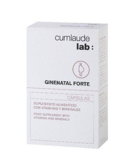 Ginetal forte complementos nutricionales