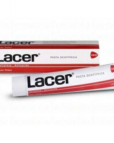 Pasta lacer con fluor 125ml