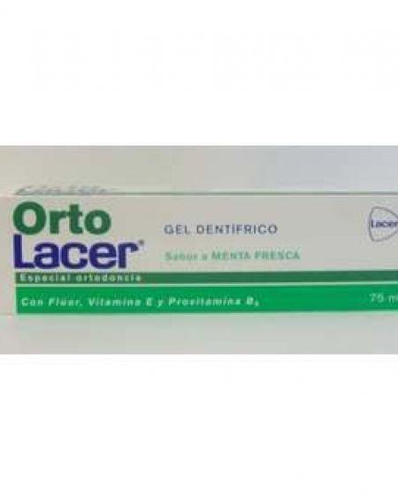 Ortolacer gel menta fresca 75 ml