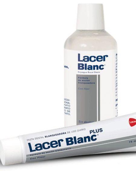 Lacer Blanc pasta menta 175 ml