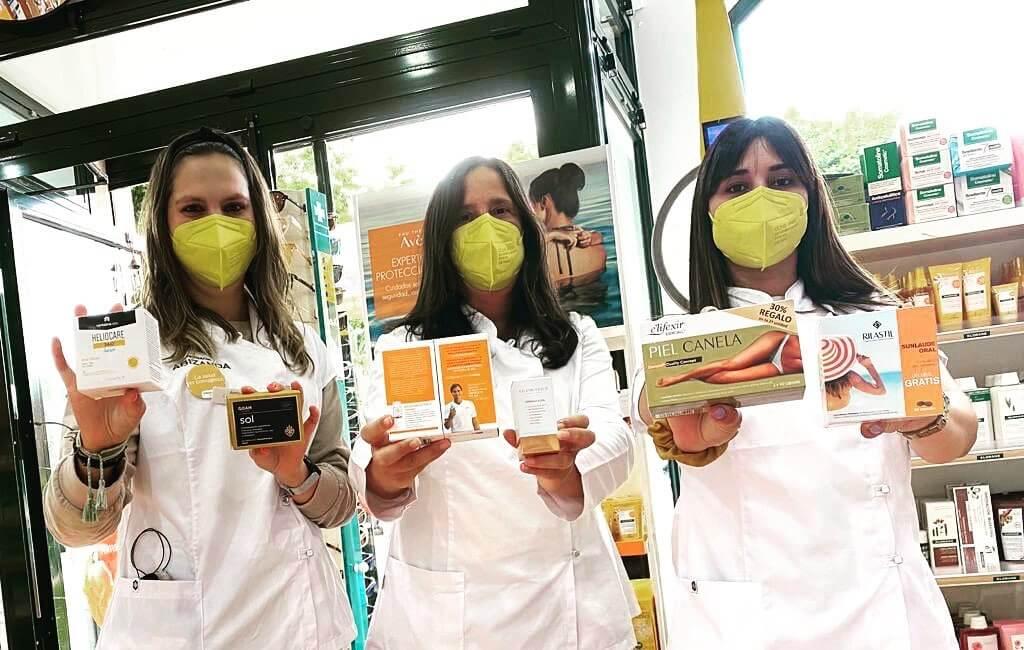 protección solar oral nutricosmética solar