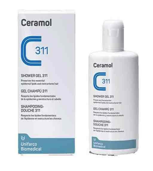 Champú gel Ceramol 311